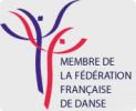 Atoutdanse, membre de la FFD.